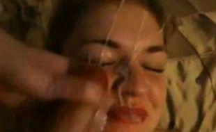 Safadas caseiras que gostam de esperma na cara