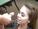 Vídeo HD com cenas de gozadas na cara