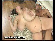 Gorda com peitões gigantes gostosos