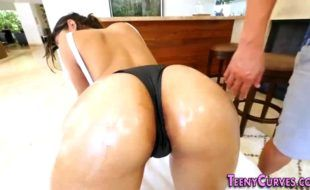 Sexo HD top com rabuda de bucetona peluda maravilhosa